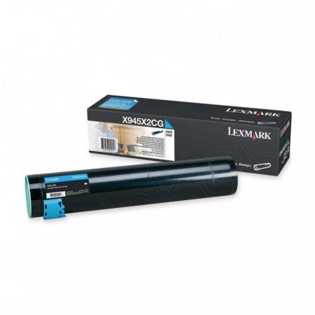 Lexmark X945X2CG High Yield Cyan OEM Laser Toner Cartridge