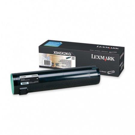 Lexmark X945X2MG High Yield Magenta OEM Toner Cartridge