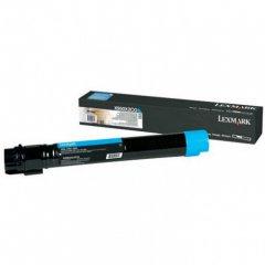 Lexmark X950X2CG EHY Cyan OEM Laser Toner Cartridge