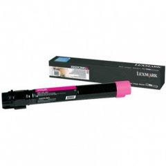 Lexmark X950X2MG EHY Magenta OEM Laser Toner Cartridge