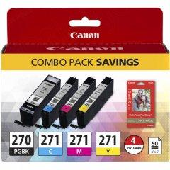 Canon OEM Multipack PGI-270 / CLI-271 Ink