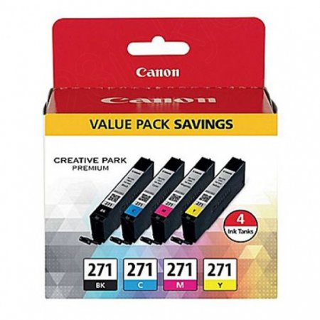 OEM Canon 0390C005 (CLI-271) Ink Multipack