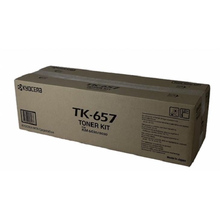 Kyocera Original TK-657 Black Toner