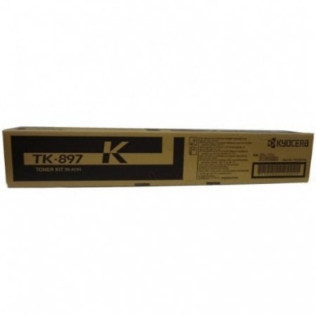 Kyocera Original TK-897K Black Toner