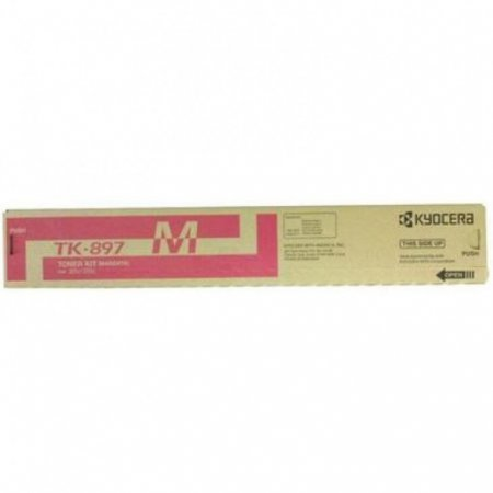 Kyocera Original TK-897M Magenta Toner