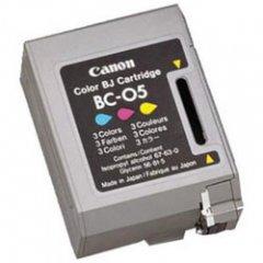 Canon BC-05 Inkjet Cartridge, Color, OEM