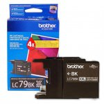 Brother Innobella LC79BK (LC79) Ink Cartridge, Black, OEM