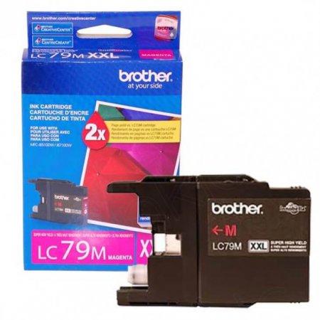 Brother Innobella LC79M (LC79) Ink Cartridge, Magenta, OEM