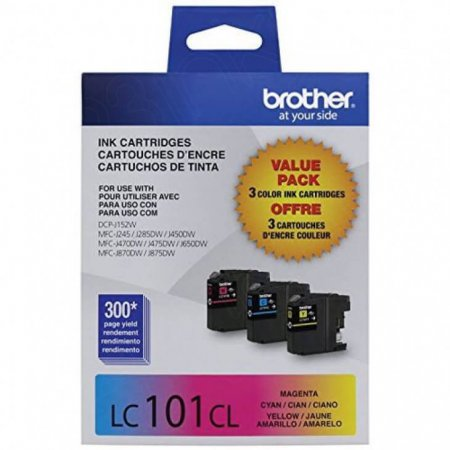 Original Brother LC1013PKS CMY Ink Pack