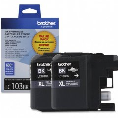 Original Brother LC1032PKS HY Black Ink Pack