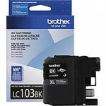 Brother LC103BK Ink Cartridge, HY Black, OEM