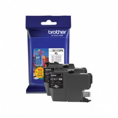 OEM Brother LC30172PK High Yield Black Ink