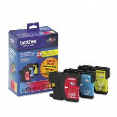 Original Brother LC653PKS HY CMY Ink Pack