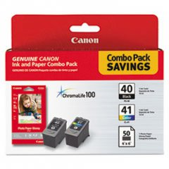 OEM Canon 0615B009 Ink Cartridge - Combo