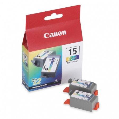 Canon Original BCI-15C Color Ink