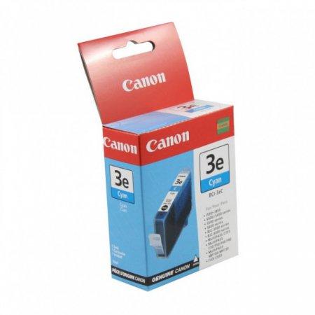Canon BCI-3eC (4480A003) Ink Cartridge, Cyan, OEM