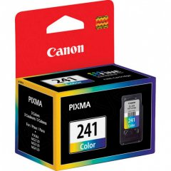 Canon 5209B001 (CL-241) Ink Cartridge, Color, OEM