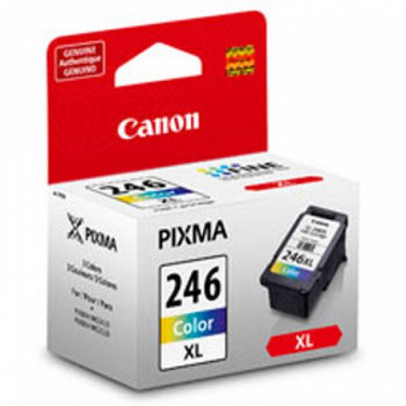 Canon 8280B001AA (CL-246XL) Ink Cartridge, HY Color, OEM