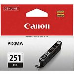 Canon 6513B001 (CLI-251) Ink Cartridge, SY Black, OEM