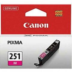 Canon 6515B001 (CLI-251) Ink Cartridge, SY Magenta, OEM