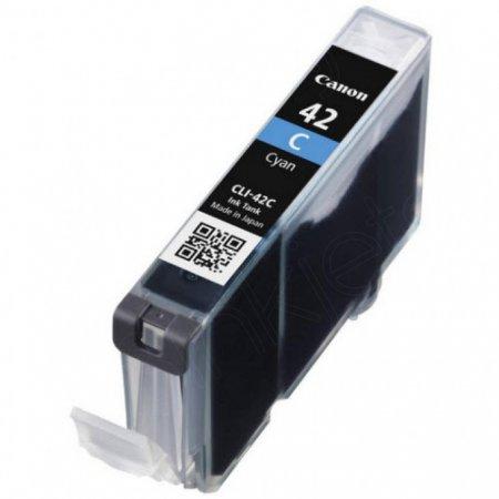 Canon 6385B002 (CLI-42C) Ink Cartridge, Cyan, OEM