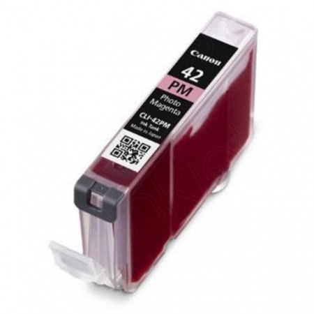 Canon 6389B002 (CLI-42PM) Ink Cartridge, Photo Magenta, OEM