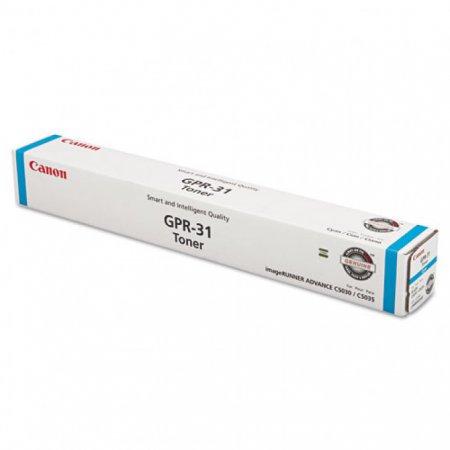 OEM Canon GPR-31 / 2794B003AA Cyan Toner