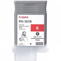 Canon 0889B001AA (PFI-101R) Ink Cartridge, Red, OEM