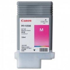Canon 3002B001AA (PFI-105M) Ink Cartridge, Pigment Magenta, OEM