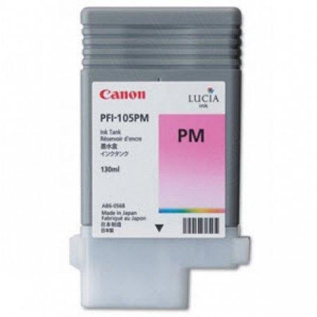 Canon 3005B001AA (PFI-105PM) Ink Cartridge, Pigment Photo Magenta, OEM