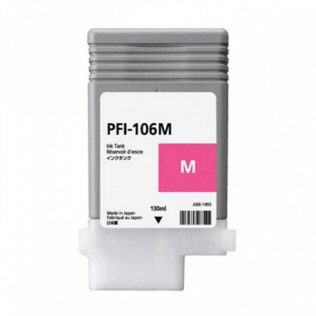 Canon 6623B001AA (PFI-106M) Ink Cartridge, Magenta, OEM