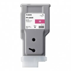 Canon 5305B001AA (PFI-206M) Ink Cartridge, Magenta, OEM