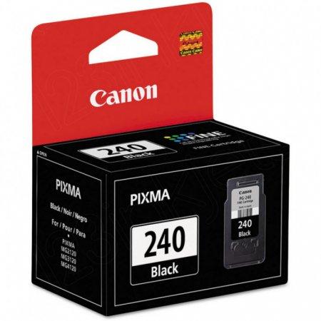 Canon 5207B001 (PG-240) Ink Cartridge, Black, OEM