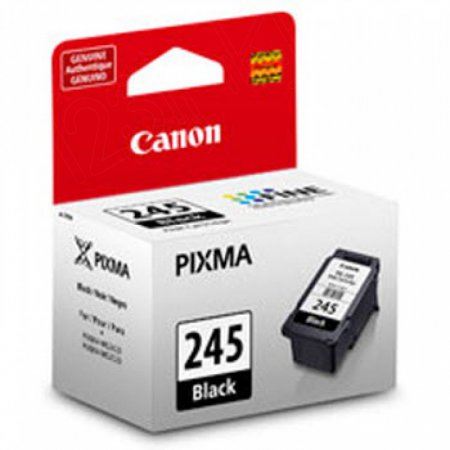 Canon 8279B001AA (PG-245) Ink Cartridge, Black, OEM
