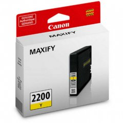 Canon PGI-2200 Yellow Ink Cartridge