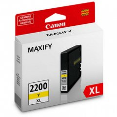 Canon PGI-2200XL HY Yellow Ink Cartridge