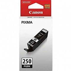 Canon 6497B001 (PGI-250) Ink Cartridge, Pigment Black, OEM