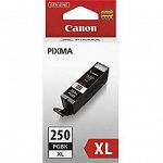 Canon 6432B001 (PGI-250XL) Ink Cartridge, HY Pigment Black, OEM