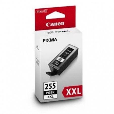 Canon 8050B001 (PGI-255XXL) Ink Cartridge, Extra HY Black, OEM