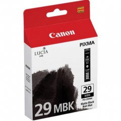 Canon 4868B002 (PGI-29) Ink Cartridge, Matte Black, OEM