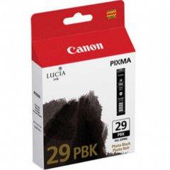 Canon 4869B002 (PGI-29) Ink Cartridge, Photo Black, OEM