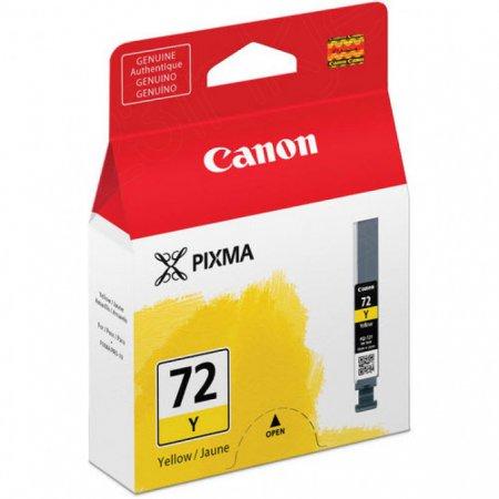 Canon PGI-72 Yellow Ink Cartridge