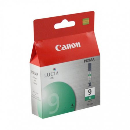 Canon PGI-9G (1041B002) Ink Cartridge, Green, OEM