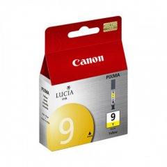 Canon PGI-9Y (1037B002) Ink Cartridge, Yellow, OEM