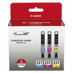 OEM Canon 6514B009 Ink Cartridge - Combo