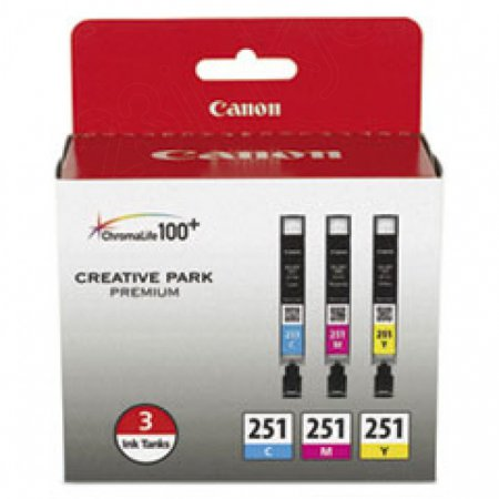 OEM Canon 6514B009 Ink Cartridge - Combo