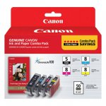 OEM Canon 0628B027 Ink Cartridge - Combo