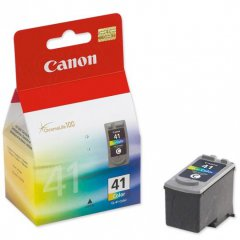 Canon CL41 Inkjet Cartridge, Color, OEM