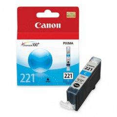 Canon CLI-221 Inkjet Cartridge, Cyan, OEM