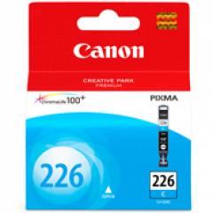 Canon CLI226 Inkjet Cartridge, Cyan, OEM